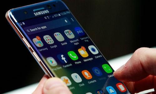 Galaxy Note 7 lại lùi ngày bán, sớm nhất vào đầu tháng 10