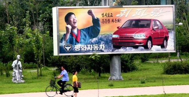 Đừng chê Triều Tiên: Họ làm ô tô, máy tính bảng từ lâu