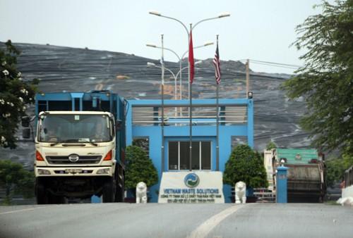 Chuyên gia: Đa Phước trả rác là ép TP HCM