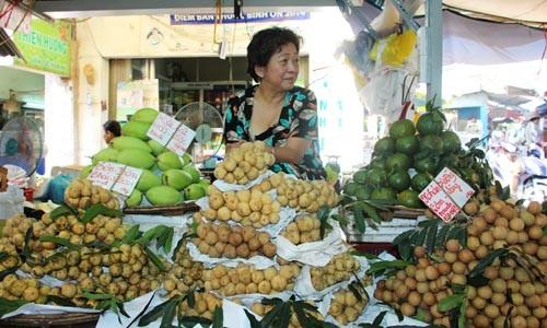 Việt Nam chi hơn 7.000 tỷ nhập trái cây Thái Lan, Trung Quốc