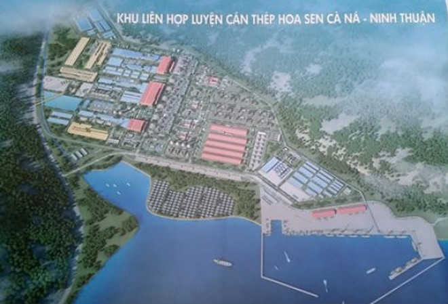Thủ tướng yêu cầu 4 bộ báo cáo về dự án thép Cà Ná