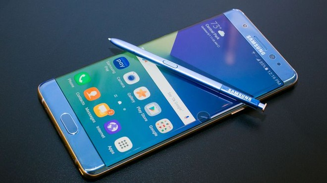 5 lựa chọn thay thế Galaxy Note 7