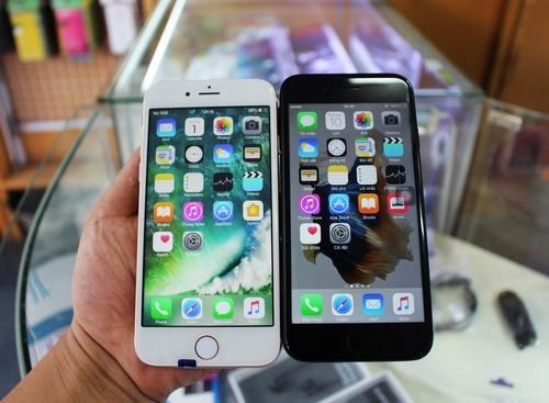 Hàng nhái iPhone 7, 7 Plus giá rẻ bán tràn lan ở TP HCM