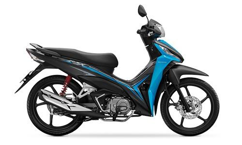Honda Việt Nam nâng cấp Wave 110 RSX giá từ 21,5 triệu