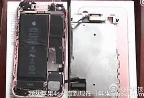 iPhone 7 nổ làm đôi tại Trung Quốc