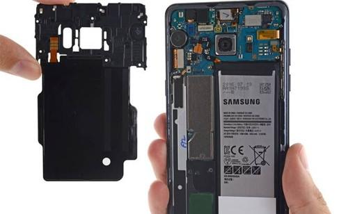 Tự kiểm tra pin có thể là lý do Samsung gặp họa với Note 7