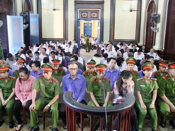 Đề nghị 3 án chung thân tại vụ án Công ty thực phẩm công nghệ Sài Gòn