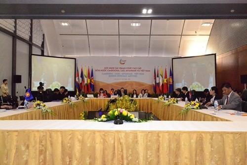 Chia sẻ tầm nhìn vì một khu vực Mekong phát triển thịnh vượng