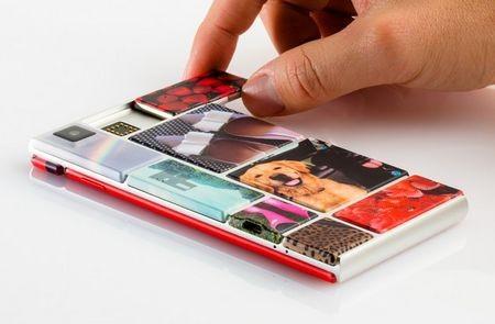 """Cận cảnh nguyên mẫu thực tế của """"smartphone xếp hình"""" đã bị Google bỏ rơi"""