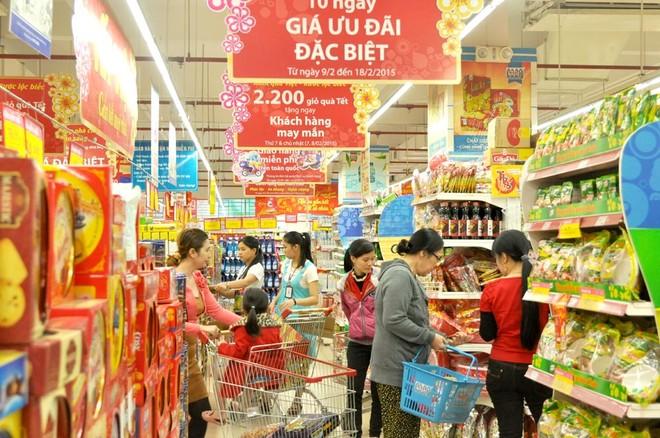 Lượng hàng hóa phục vụ Tết Đinh Dậu tăng 10% so với năm trước