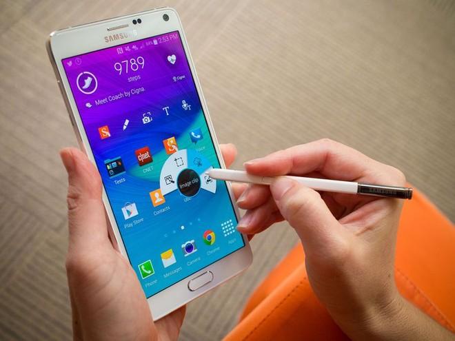 Galaxy Note 4 bị triệu hồi nhầm vì cài phần mềm của Note 7