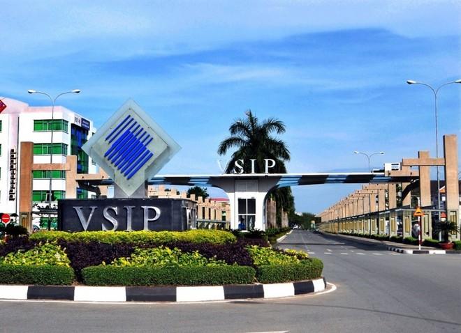 Đầu tư hơn 6.400 tỷ đồng xây dựng Khu công nghiệp VSIP III tại Bình Dương