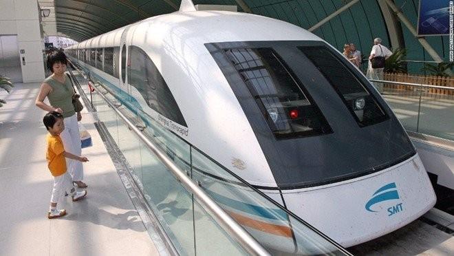 Trung Quốc lên kế hoạch làm tàu điện từ tốc độ 600km/h, vượt Nhật Bản