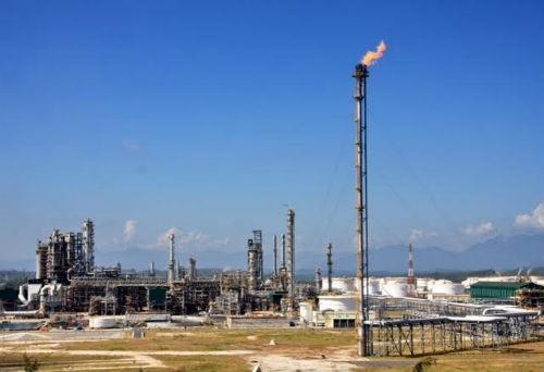 1,2 tỷ USD Lọc dầu Dung Quất vay, không phải là con số quá thách thức