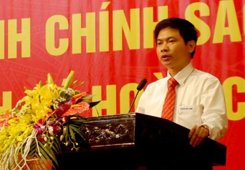 Thủ tướng phê chuẩn nhân sự lãnh đạo tình Hà Nam và Bình Phước