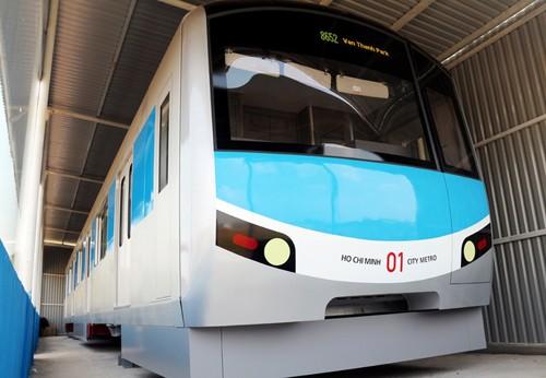 Vé metro ở TP HCM được đề xuất giá 15.000 đồng
