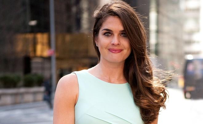 Nữ trợ lý 28 tuổi của ông Trump lọt vào danh sách những người trẻ quyền lực nhất thế giới