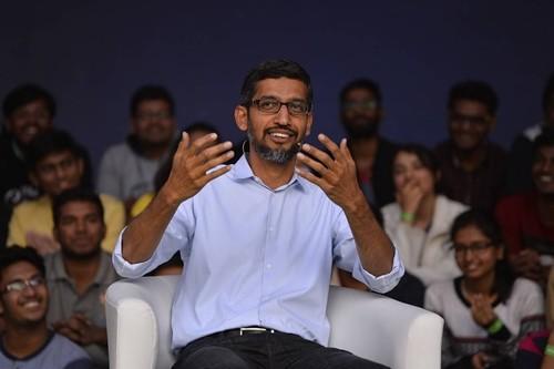 Bí quyết thành công của CEO Google: thư giãn và vui vẻ