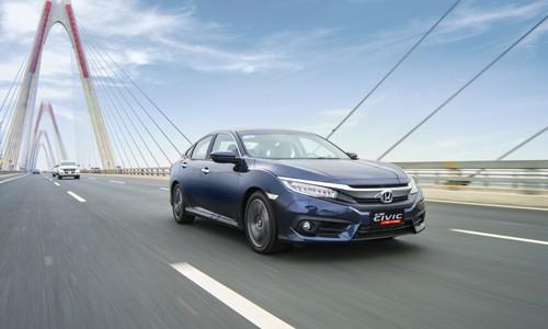 Honda Civic thế hệ mới giá 950 triệu đồng tại Việt Nam