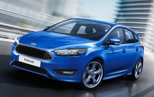 Ford Focus phiên bản mới giá 700 triệu tại Việt Nam