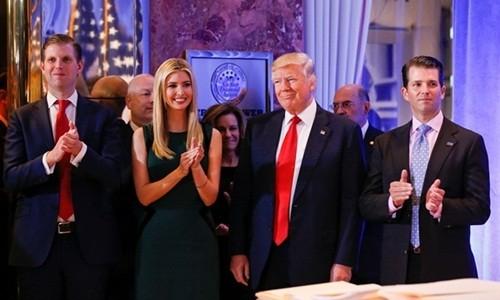 Donald Trump từ chối thương vụ 2 tỷ USD ở Dubai