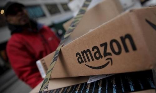 Amazon đáng giá gấp đôi Walmart