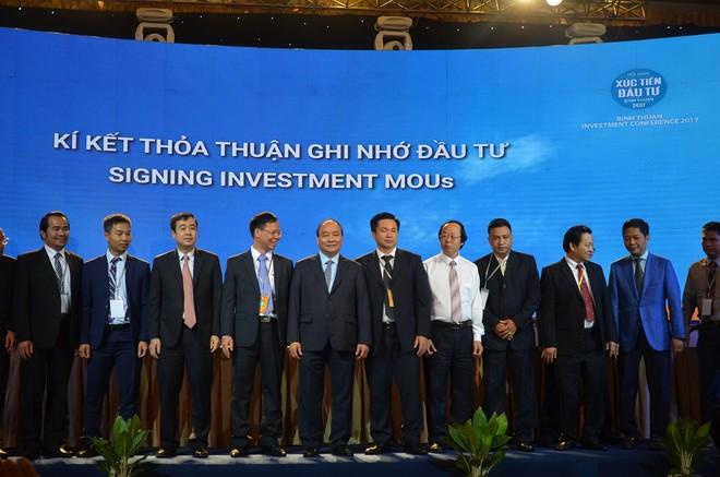 Đức Long Gia Lai (DLG) ký thỏa thuận đầu tư 3 dự án năng lượng tại Bình Thuận