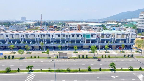 Sắp ra mắt khu shophouse mặt hồ đầu tiên tại Đà Nẵng