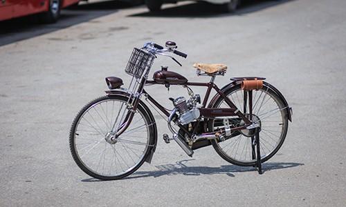 A-Type - xe máy kỳ lạ của Honda giá 50 triệu tại Hà Nội