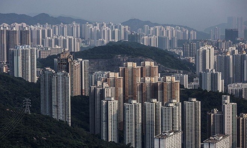 Ly hôn đẩy giá bất động sản Hong Kong lên cao