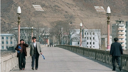 Biên giới Trung - Triều thời khốn khó