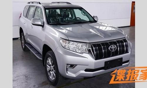 Toyota Land Cruiser Prado 2018 - thay đổi mạnh mẽ hơn