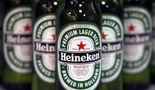 Lợi nhuận của Heineken cao vượt dự báo