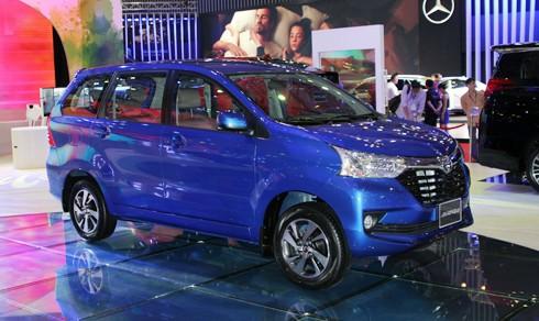 Toyota Avanza - xe đa dụng 7 chỗ trở lại Việt Nam