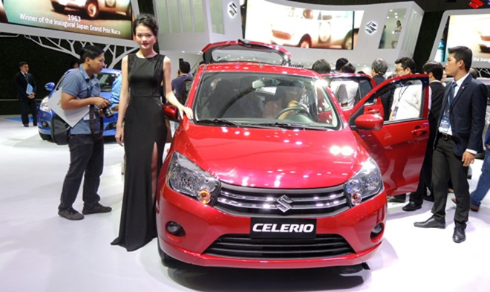 Suzuki Celerio - đối thủ i10 thăm dò thị trường Việt