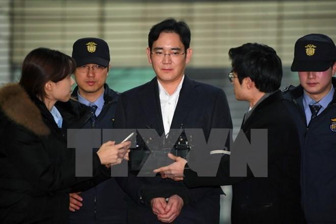 Phó Chủ tịch Tập đoàn Samsung có nguy cơ nhận án phạt 12 năm tù