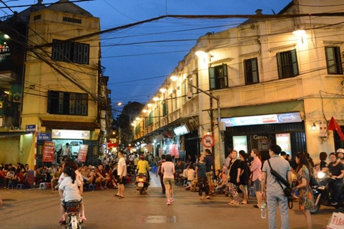 Gần 700 triệu đồng mỗi m2 đất quanh phố Tây Hà Nội