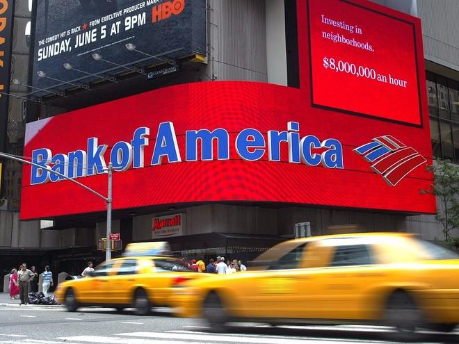 20 ngân hàng hàng đầu thế giới chi 264 tỷ bảng cho các khoản phạt, hóa đơn pháp lý...