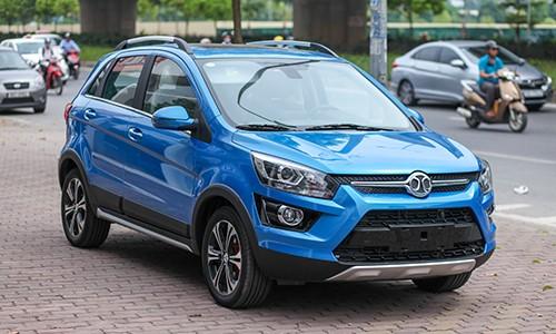 BAIC V2 - crossover cạnh tranh EcoSport tại Việt Nam