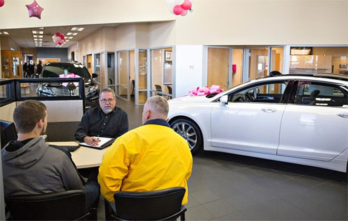 Công nghệ phát triển – người Mỹ thuê xe thay vì sở hữu
