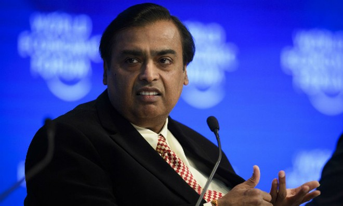 Mỗi tháng Ấn Độ có thêm một tỷ phú