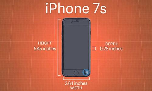 iPhone 7s sẽ dày hơn đời trước do thêm sạc không dây