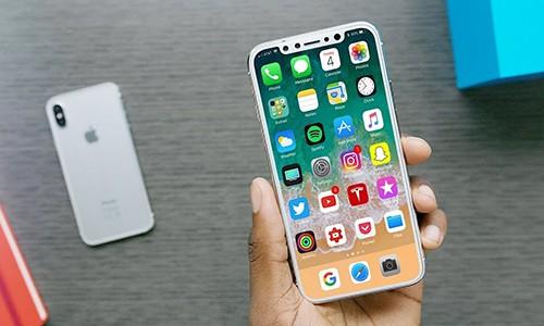 Video iPhone 8 đang hoạt động lần đầu xuất hiện