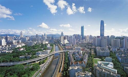 Hồng Kông sắp bị 'làng chài' Trung Quốc vượt mặt