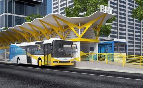 TP HCM dừng làm tuyến BRT 144 triệu USD