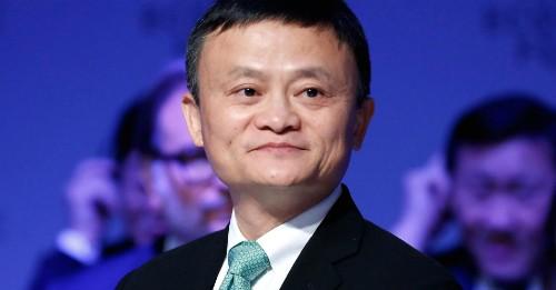 Ông chủ Alibaba không có thời gian tiêu tiền