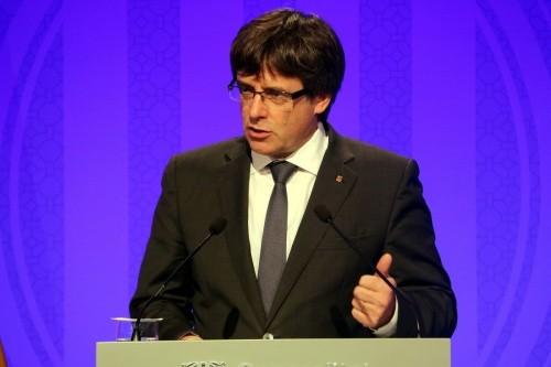 Catalonia tuyên bố đơn phương tách khỏi Tây Ban Nha vài ngày tới