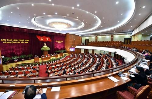 Trung ương thảo luận việc đổi mới, nâng cao hiệu lực, hiệu quả bộ máy hệ thống chính trị