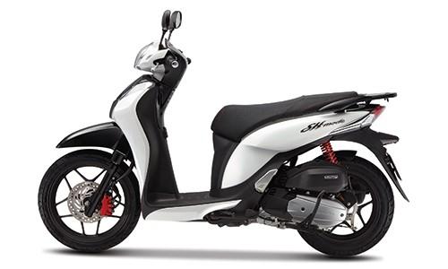 Honda SH Mode phiên bản mới giá từ 51,5 triệu đồng