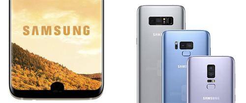Galaxy S9 sẽ có thay đổi lớn về thiết kế